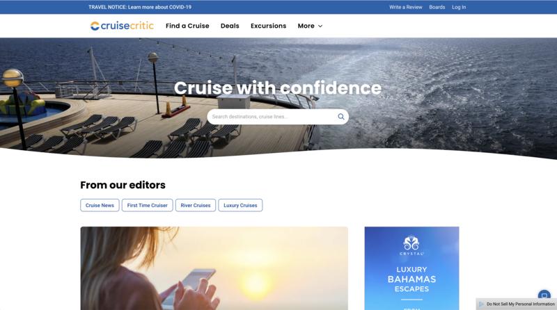 Tripadvisor/Cruise Critic
